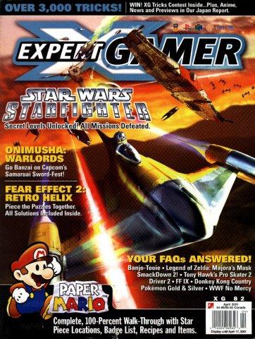 Expert Gamer Issue 82 (April 2001)