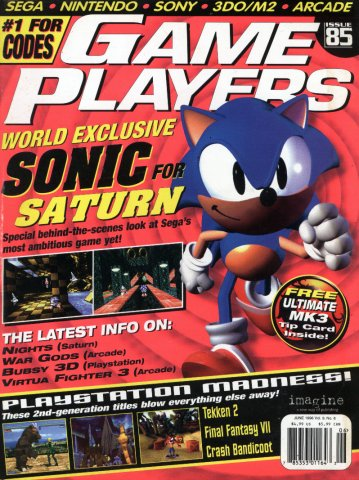 Game Players Issue 085 June 1996