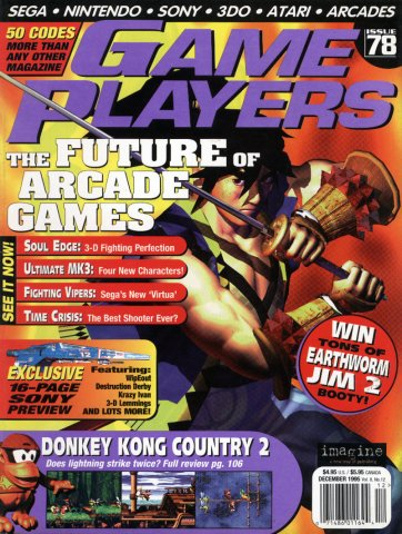 Game Players Issue 078 December 1995