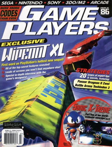 Game Players Issue 086 July 1996