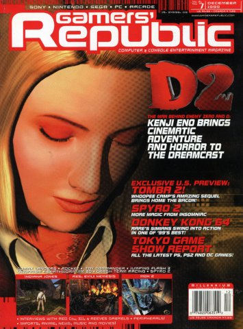Gamers Republic Issue 019 December 1999
