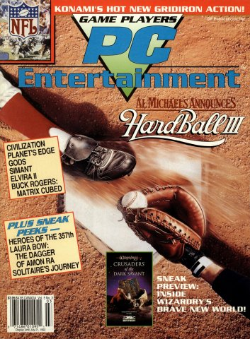 Game Players PC Entertainment Vol.5 No.3 (May/June 1992)