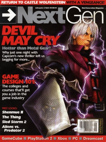 Next Generation Issue 81 September 2001