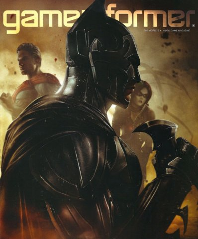 Game Informer Issue 232 August 2012 Cover 2 of 6