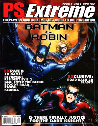 PSExtreme Issue 28 March 1998