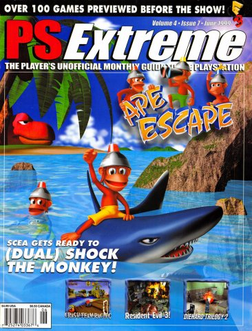PSExtreme Issue 43 June 1999