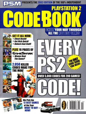 PSM Codebook 2003