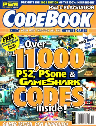 PSM Codebook 2002