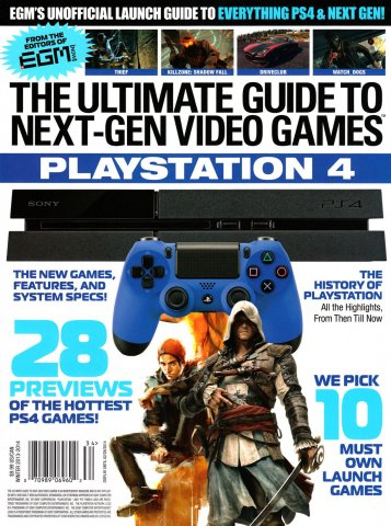 The Ultimate Guide To Next Gen Video Games - Playstation 4