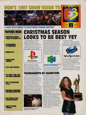 EGM's 1997 Show Guide to E3