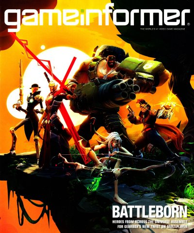 Game Informer Issue 256 August 2014