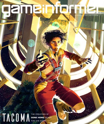 Game Informer Issue 268 August 2015