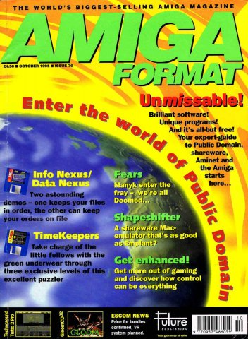 Amiga Format 76