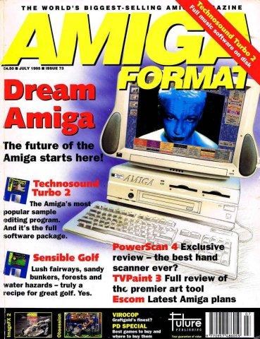 Amiga Format 73
