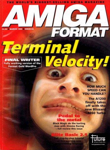 Amiga Format 82