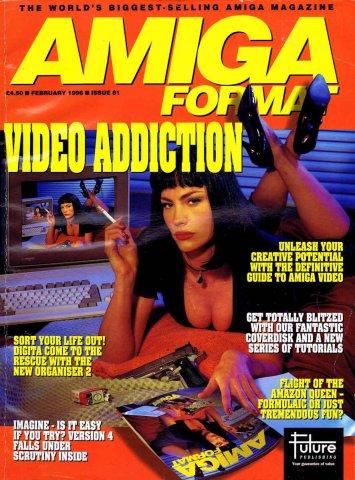 Amiga Format 81