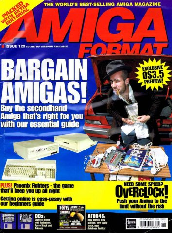 Amiga Format 129