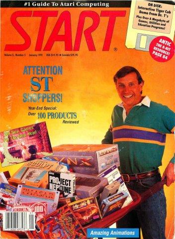 STart Issue 40