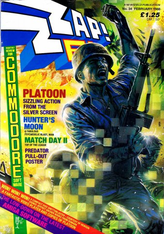 Zzap64 Issue 034