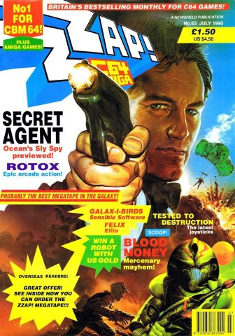 Zzap64 Issue 063