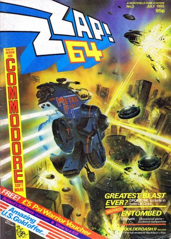 Zzap64 Issue 003