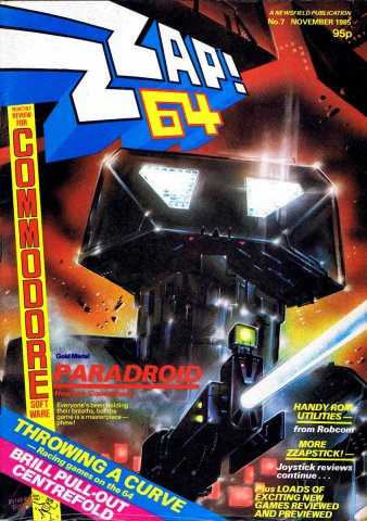 Zzap64 Issue 007