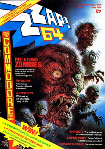 Zzap64 Issue 013
