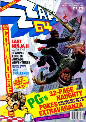 Zzap64 Issue 041