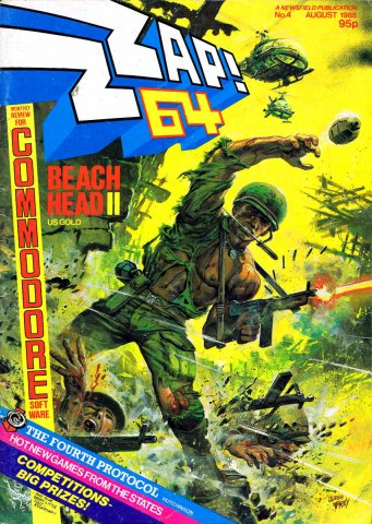 Zzap64 Issue 004
