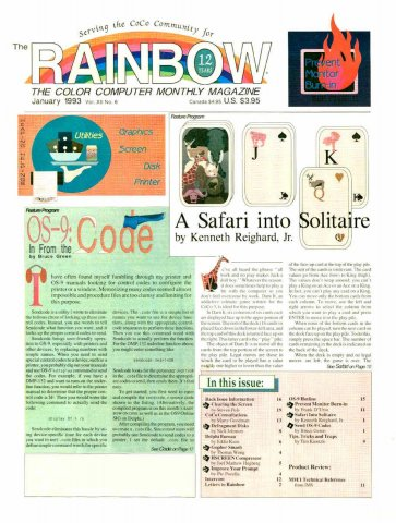 Rainbow [ 1993 01 ]