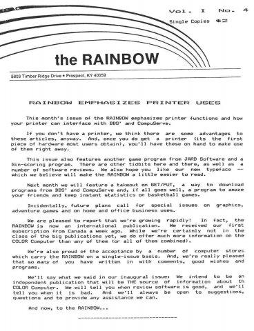 Rainbow [ 1981 10 ]