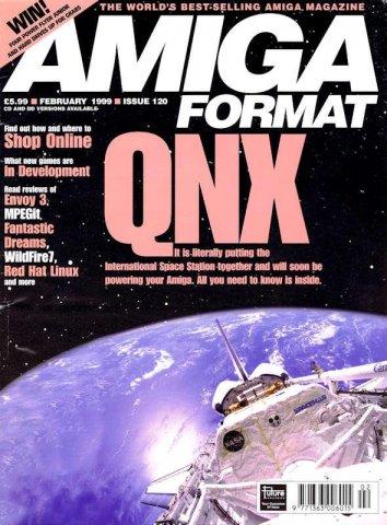Amiga Format Issue 120