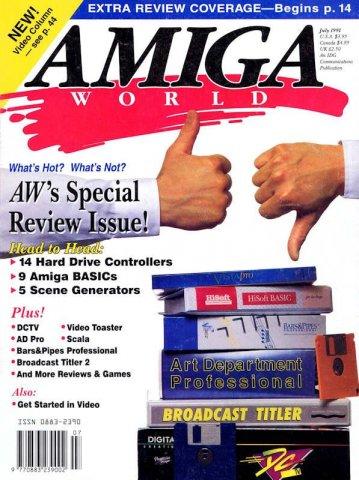 Amiga World Issue 058
