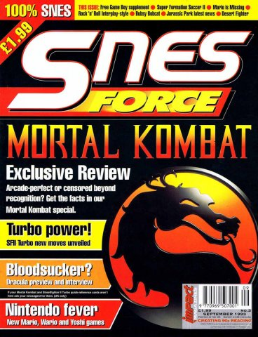 SNES Force 03
