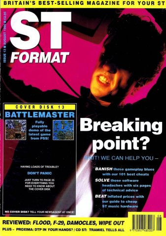 ST Format Issue 013 Aug 1990