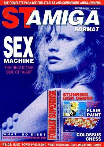 ST-Amiga Format Issue 12 June 1989