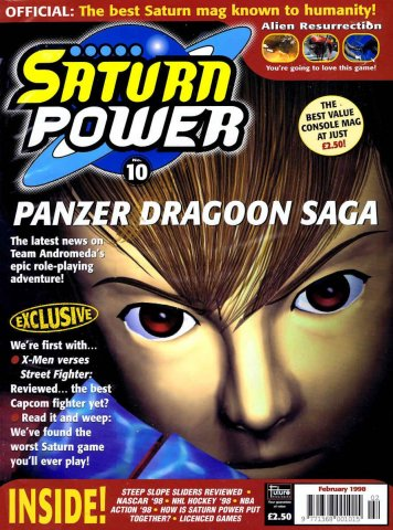 Saturn Power 10