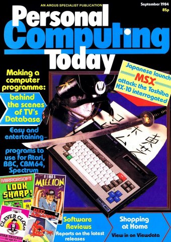 Personal Computing Today 1984 09