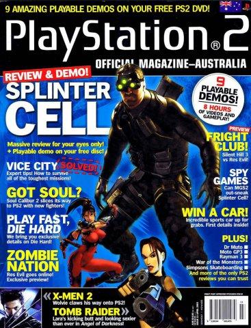 Playstation 2 (AUS) Issue 13