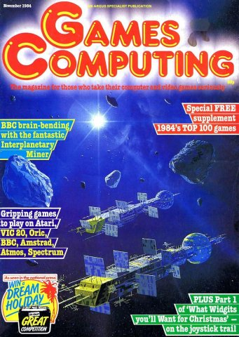 Games Computing 11