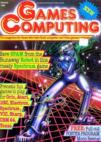 Games Computing 01