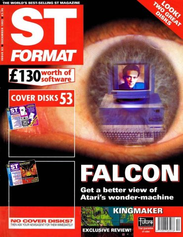 ST Format Issue 053 Dec 1993
