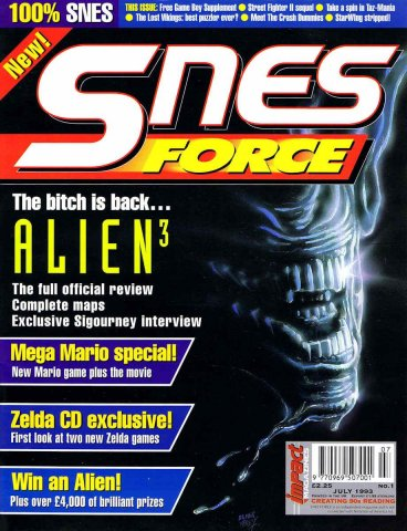SNES Force 01