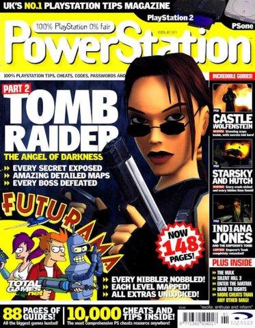 PowerStation Issue 091