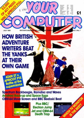 Your Computer Vol 5 Issue 07