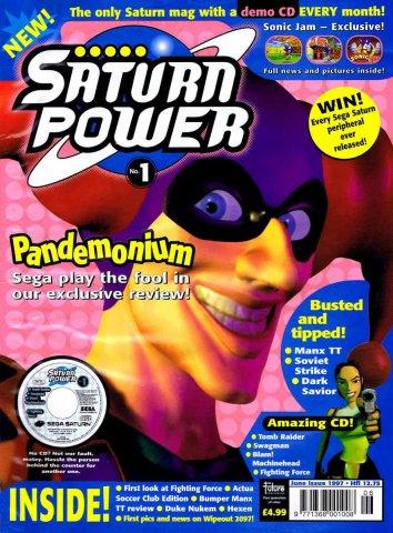 Saturn Power 01 (June 1997)