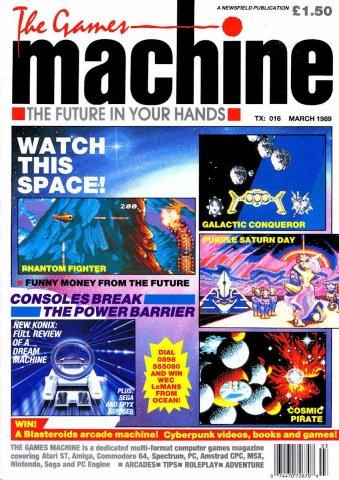 The Games Machine 16