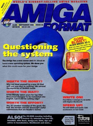 Amiga Format Issue 088