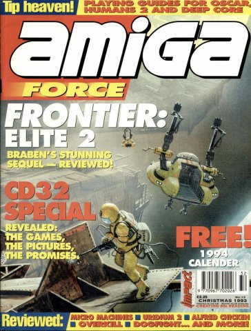 Amiga Force Issue 13
