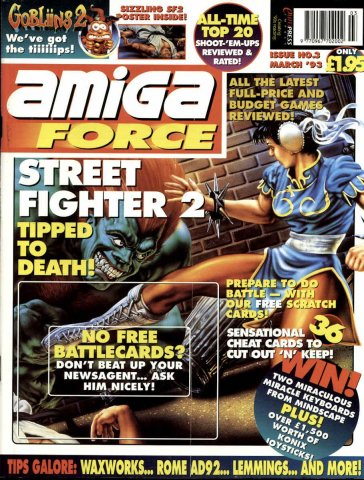 Amiga Force Issue 03